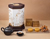 Lotte Hotels & Resorts - Mooncake Box 2019