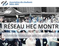 HEC MBA Student Association (WordPress)