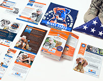Dogs on Deployment Brand Collateral