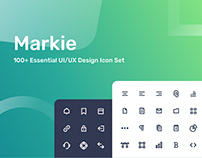 Markie Icon Set
