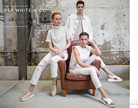 LOOKBOOK OFF WHITE & CO