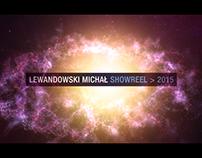 Michał Lewandowski SHOWREEL 2015