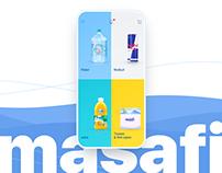 Masafi - Mobile App