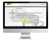 PITEC Responsive Website