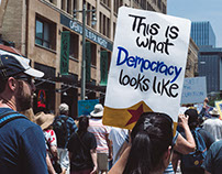 March For Truth June 3rd 2017 Los Angeles CA