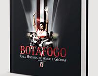 Livro - Uma história de amor e glórias - Botafogo/SP