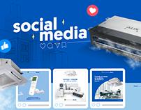 Social Media - AUX
