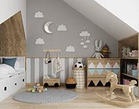 pokój dziecka / kid room