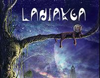 Laniakea Festival Poster Design
