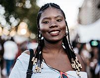 Afropunk Johannesburg Portraits