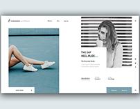Website UI -2018