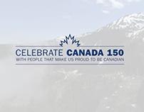Ford F-150 Celebrates Canada 150