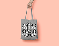 Prodiss — Tote bag AG2015/16
