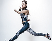 ZOE leggings - sports collection - fitness lookbook