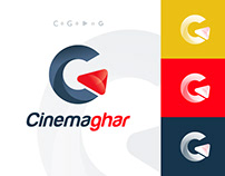 CG Monogram Logo Concept