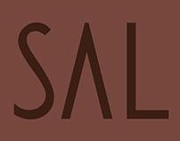 Projeto Sal (Criação de projeto gráfico para EP)