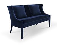 CHIGNON Sofa | By KOKET
