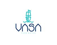 VASA Pure Water (Logo Branding)