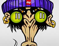 hip hop monkey