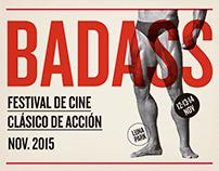 Badass · Festival de cine clásico de acción