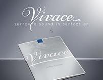 VIVACE brochure concept & design