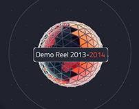 Demo Reel 2013-2014 | HD