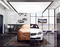BMW Z4 Industrial design process | CGI & Retouching