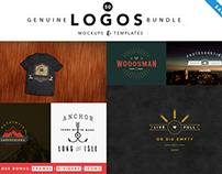 Genuine Logo Bundle - 70% OFF