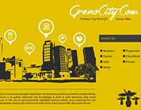 GRENOCITY (Logo & Branding)