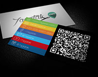 7agatak.com Business Card