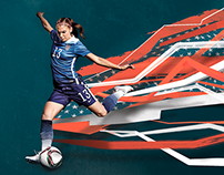 FOX Womens World Cup Billboards 2015