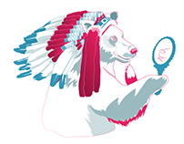 Illustrations pour le site de l'agence L'Effet Libre !