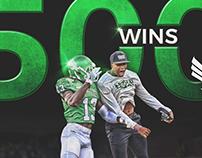 500 Wins: by Brett Gemas