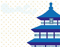 Mondo cinese || Editorial illustrations