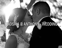Lindsaia & Anthony | Wedding