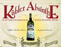 Kübler Absinthe's U.S. Launch