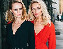 Lookbook for MAZINI fashion store