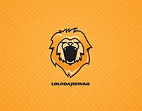 LOLRoarSwag Logo
