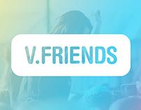 V.FRIENDS Welcome Kit