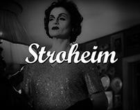 """Stroheim"" Dimitris Dimitriadis teaser and trailer"