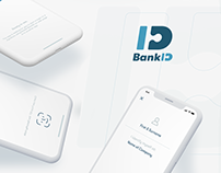 Bank ID | Logo + App redesign (unofficial)