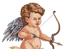 "Animation angel for ""Stozar"""
