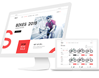 Online Shop Bike