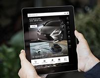 Lexus Homepage
