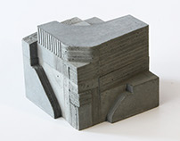 Concrete Urns / Series 2