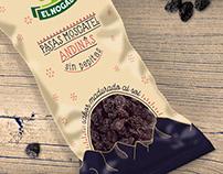 Pasas Moscatel Andinas | Branding & Packaging
