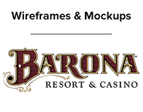 Barona Casino website