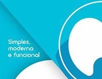 Santa Cecília Clínica Odontológica - Design de Marca