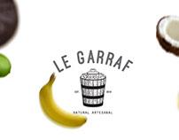 Le Garraf Web Site