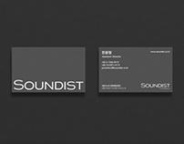 Soundist brand design